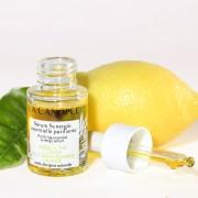 Sérum visage Synergie essentielle purifiante - Arbre à thé, Citron, Petit grain Bigarade & Lavande - 15 ml