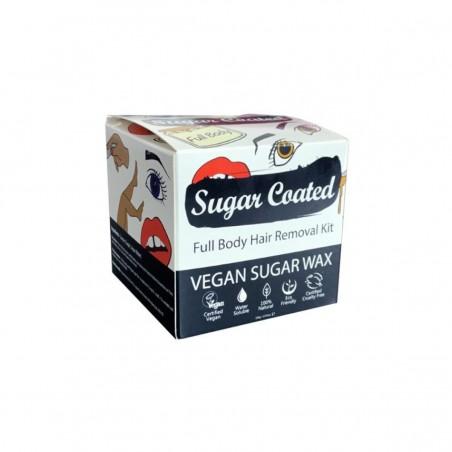 Sugar Coated - Cire épilation au sucre - Spécial Ensemble du corps - Vegan & 100% Naturelle - Select Store Cosmétiques Vegans