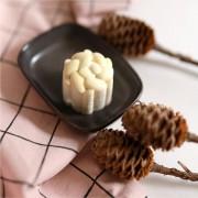Beurre de cacao solide - Parfum Frangipanier