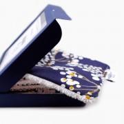 Lingette Bio Multi Usage - Coton - Fleur du Japon