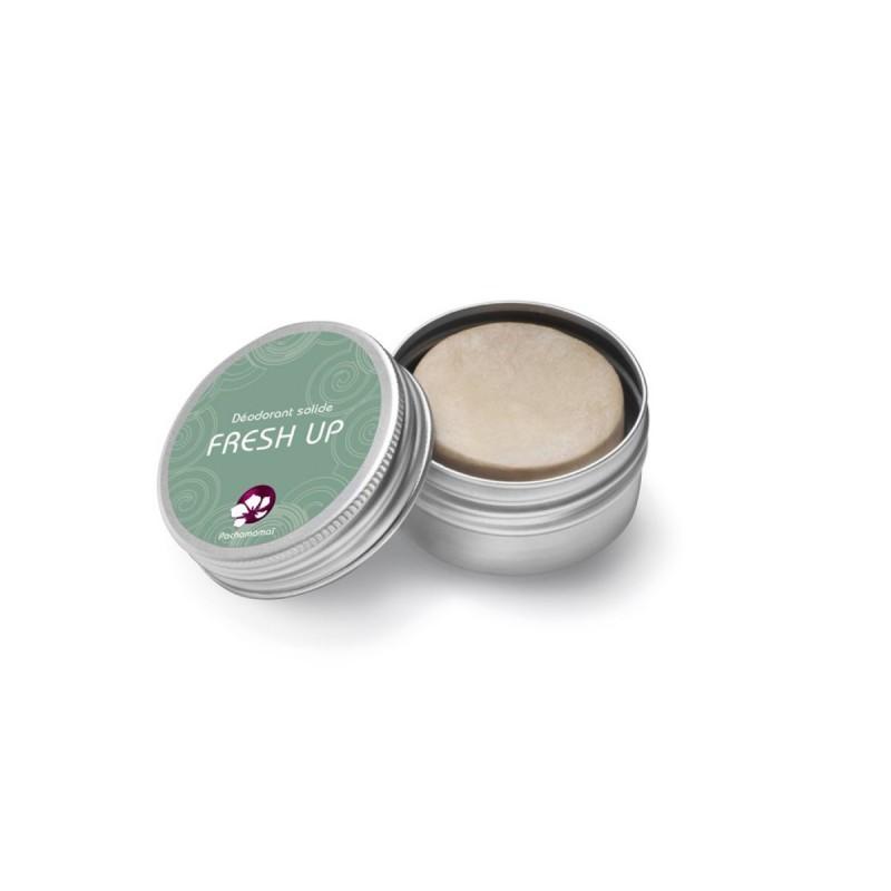 Pachamamaï - Déodorant Solide Fresh Up - Vegan & Zéro déchet -Select Store Cosmétiques Vegans