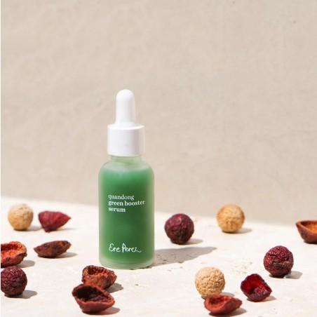 Ere Perez - Soin & Serum Visage Green Booster - Cosmetique Vegan & Naturelle - Sans OGM - Select Store Cosmétiques Vegans