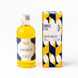 Le Baigneur - Huile Visage, Corps et Cheveux - 6 Huiles - Vegan, Bio & Fabriqué en France - Select Store Cosmétiques