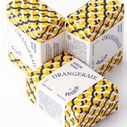 Savon Solide Surgras Orangeraie - Argan, Fleur d'Oranger & Ylang-Ylang