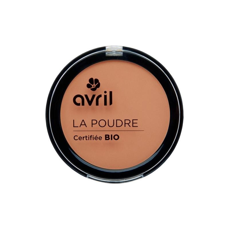 Avril - Poudre Fond de teint Compact - 5 coloris - Naturel, Vegan & Bio - Select Store Cosmétiques Vegans