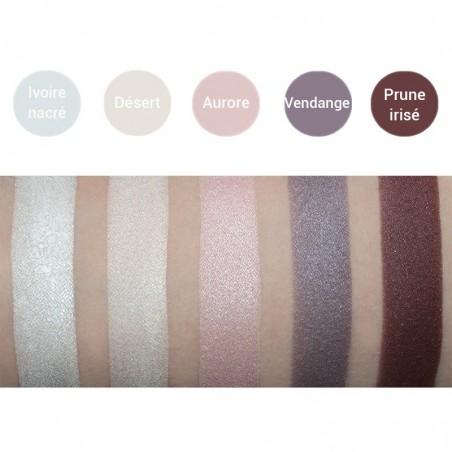Avril - Fard à Paupières Aurore - Maquillage Bio et Végan - Select Store Cosmétiques Vegans