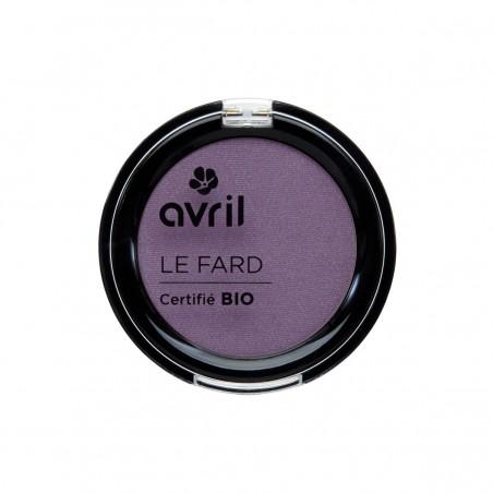 Avril - Fard à Paupières Vendange - Maquillage Bio et Végan - Select Store Cosmétiques Vegans