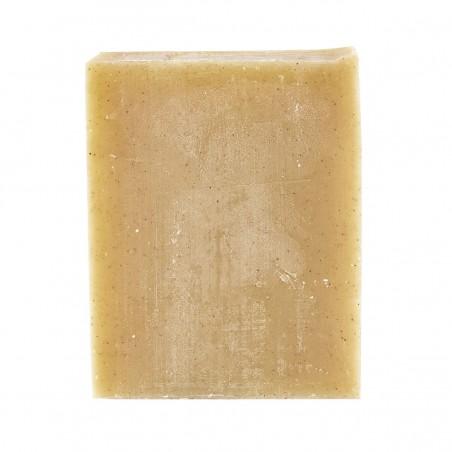 Avril - Savon solide Visage saponifié à Froid - Exfoliant - Naturel, Vegan & Bio - Select Store Cosmétiques Vegans