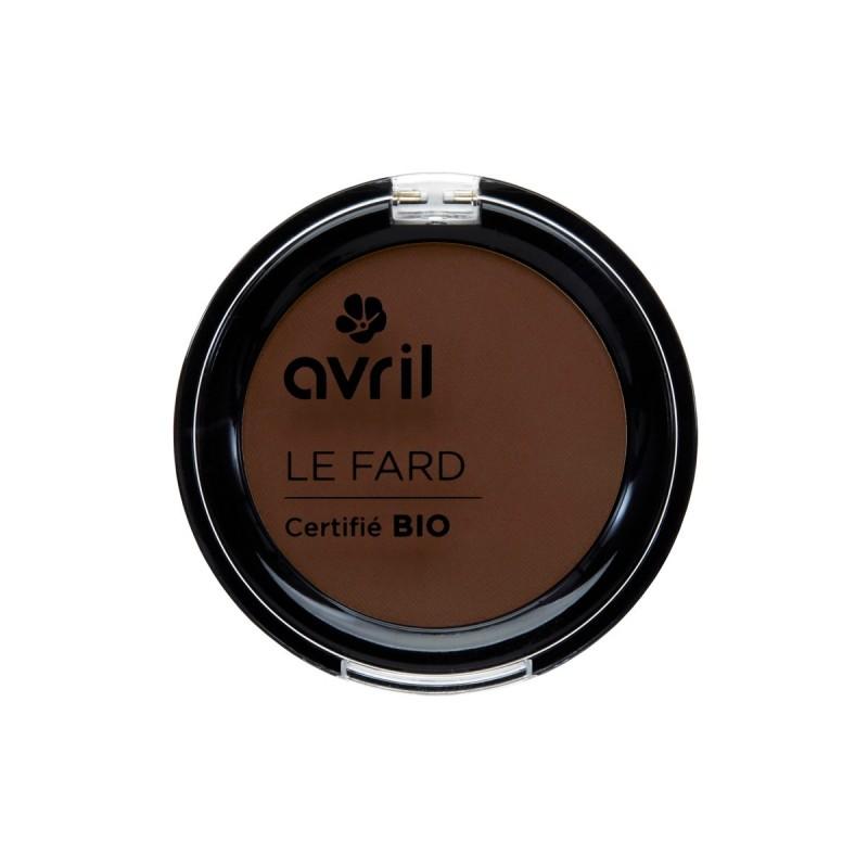 Avril - Fard à Paupières Terre Mat - Maquillage Bio et Végan - Select Store Cosmétiques Vegans