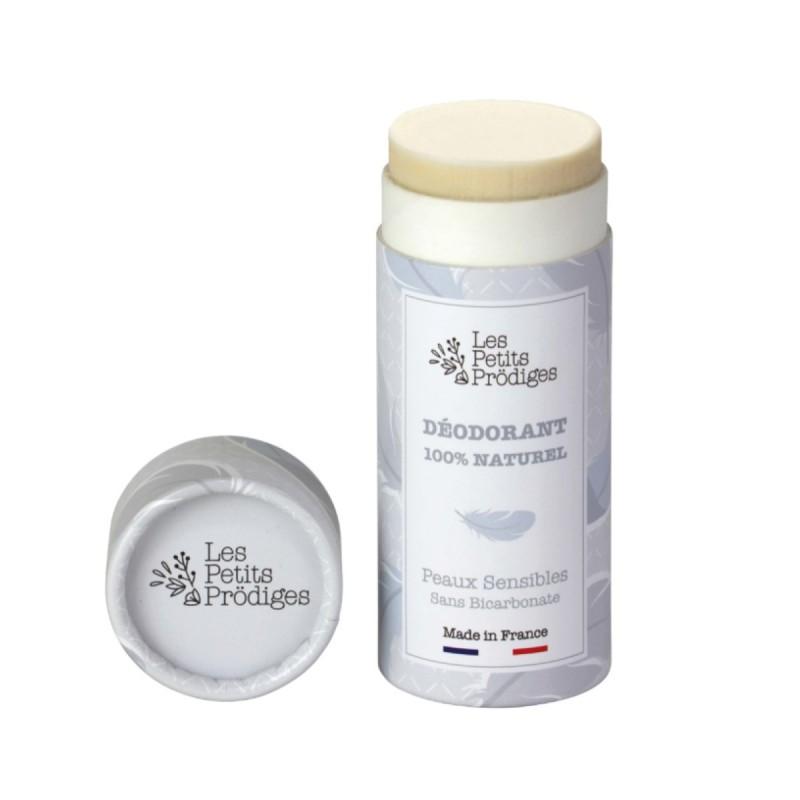 Les Petits Prodiges - Déodorant stick - Spéciale Peaux sensibles & Femmes Enceintes - Select store éthique Cosmétiques Vegans
