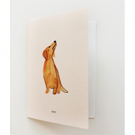 Papeterie Française Season paper - Carte qui a du chien - Lifestyle & Fabriqué en France - Select Store Cosmétique Vegans