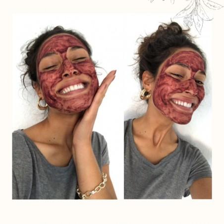 Pure skin food - Masque fruité embellissant et revitalisant - Select store éthique Cosmétiques Vegans