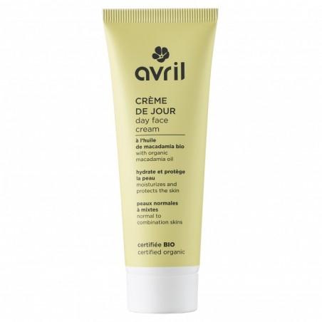Avril - Crème de Jour Bio pour peau Normales & Mixtes - Vegan & Bio - Select Store Cosmétiques Vegans