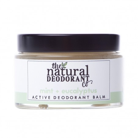 The Natural Deodorant Co - Baume Déodorant efficace - Zéro déchet, Vegan & 100% Naturelle - Select store Cosmétiques Vegans