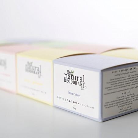 The Natural Deodorant Co - Déodorant naturel - Zéro déchet, Vegan & 100% Naturelle - Select store Cosmétiques Vegans
