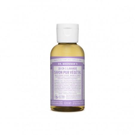Dr Bronner's - Savon liquide multi-usage Bio, Vegan & Naturel - 12 en 1 - Select Store Cosmétiques Vegans