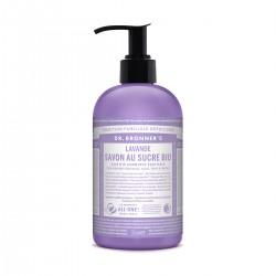 Dr Bronner's - Savon liquide - Format pompe - Naturel, Bio & Vegan - Select Store Cosmétiques Vegans
