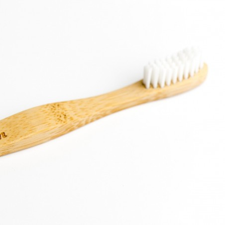 The Humble - Brosse à dent soft pour adulte en Bambou - Zéro déchet & Vegan - Select store Cosmétiques Vegans