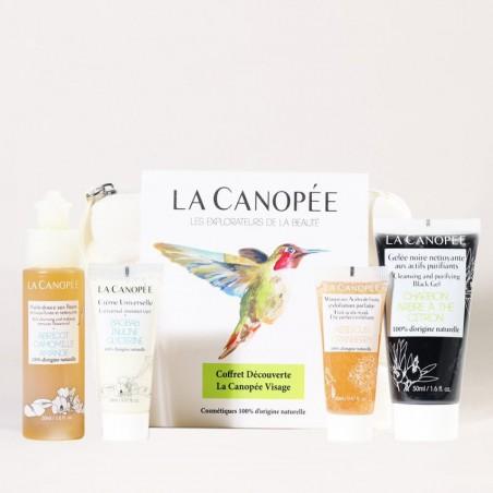 La Canopée - Coffret Découverte - Routine Visage Vegan & 100% Naturelle - Select store Cosmétiques Vegans
