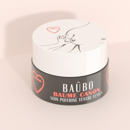 Baûbo - Baume Féminin - Canon - Soin tonique poitrine, fesses & ventre - Vegan & Clean - Select Store Cosmétiques Vegans