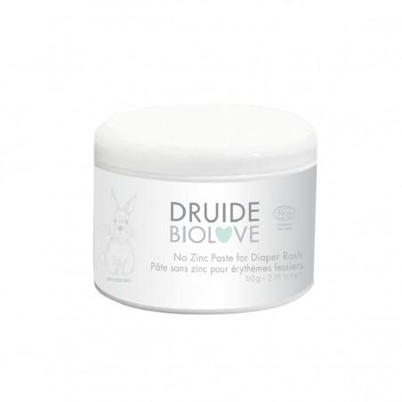 Druide bio Love - Baume protecteur bio pour le change - Bébé & Enfant - Naturel, Vegan & Bio - Select Store Cosmétiques Vegans