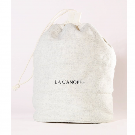 La Canopée - Sac Vanity 100% Coton - Select Store Cosmétiques Vegans
