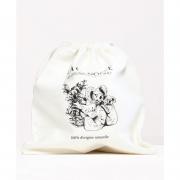La Canopée - Pochette, Sac à cordon 100% Coton - Select store Cosmétiques Vegans