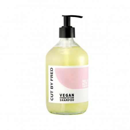 Cut by Fred - Shampoing liquide - Hydratation - Cheveux bouclés, secs - Vegan - Select store éthique Cosmétiques Vegans