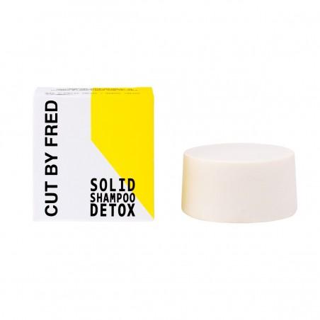 Cut by Fred - Recharge Shampoing Stick - Detox - Vegan - Select store éthique Cosmétiques Vegans