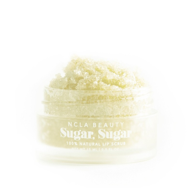 Gommage à lèvres - Sugar sugar - Marshmallow NCLA Beauty - 1