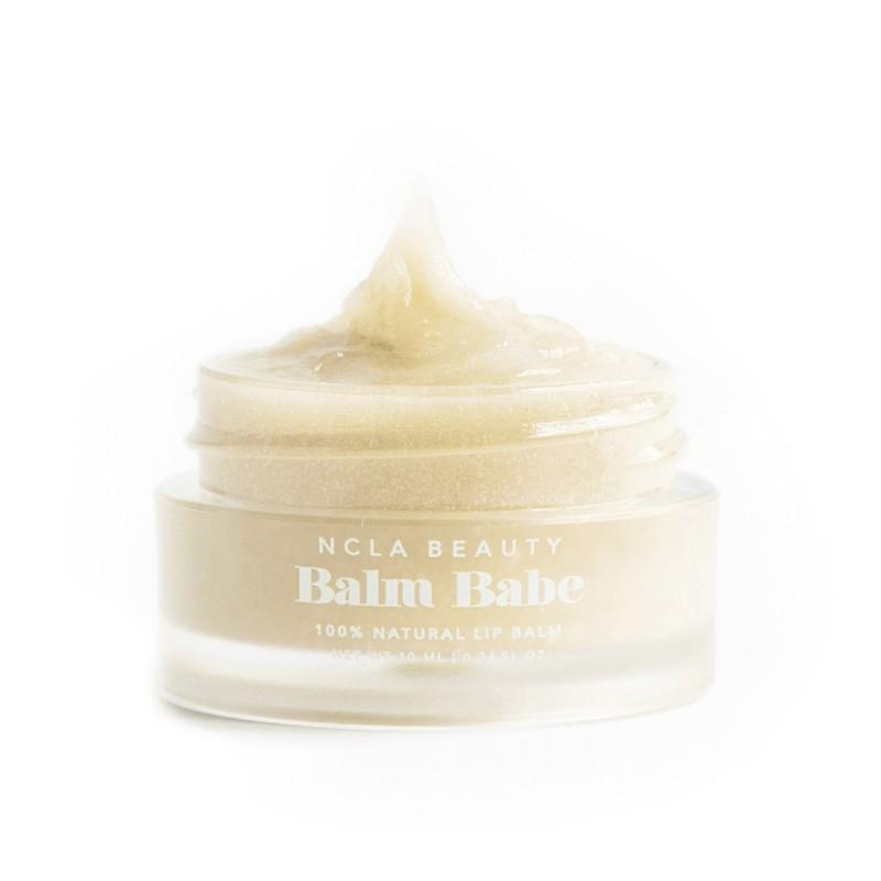 NCLA - Baume à lèvres Vegan & Naturel - Balm Babe - Gâteau d'Anniversaire - Select store éthique Cosmétiques Vegans