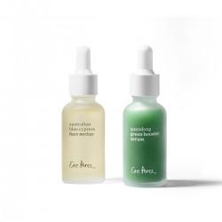 Ere Perez - Coffret Duo Soins Glow - Visage - Vegan & Naturelle - Select Store Cosmétiques Vegans