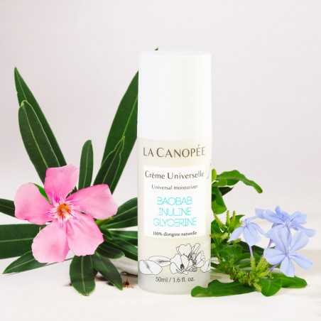 La Canopée - Crème visage universelle - Vegan & 100% Naturelle - Select store Cosmétiques Vegans
