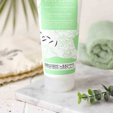 oOlution - Crème corps nourrissante bio - Body Guard - Soin nourrissant vegan, naturel & bio - Select store Cosmétiques Vegans