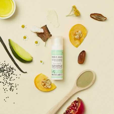 oOlution - Crème Nourrissante - Whole Again - Soin du visage vegan, naturel & bio - Select store Cosmétiques Vegans