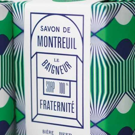 Le Baigneur - Savon Solide pour homme - Bière IPA - Vegan, Bio et Fabriqué en France - Select Store Cosmétiques Vegans