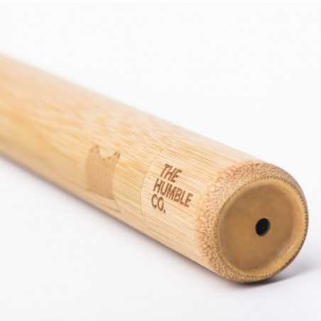 The Humble - Etui de transport pour brosse à dent en Bambou - Zéro déchet & Vegan - Select store Cosmétiques Vegans