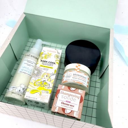 Cosmétiques Vegans - Sélection produits et soins 100% Vanille - Vegan & Bio - Select store éthique Cosmétiques Vegans