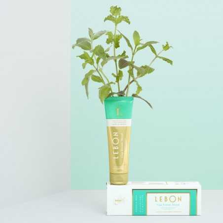 LeBon - Dentifrice Bio Cap Ferrat Mood - Menthe Fraîche - Bio & Clean - Select store éthique Cosmétiques Vegans