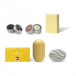 Pachamamaï - Starter Kit Zéro déchet - Vegan & Minimaliste - Select Store Cosmétiques Vegans