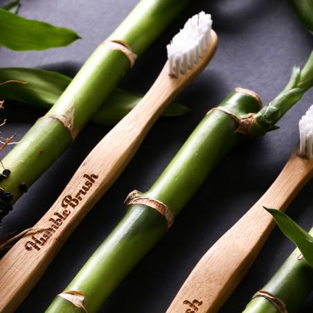 Brosse à dent Bambou - Adulte - Medium - 2 Coloris The Humble Co. - 14