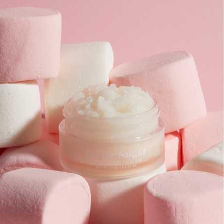NCLA - Exfoliant à lèvres Vegan & Naturel - Sugar sugar - Marshmallow - Select store éthique Cosmétiques Vegans
