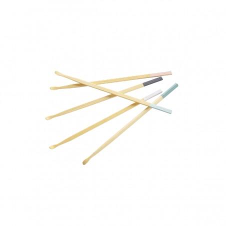 Avril - Oriculi en bambou - Accessoire salle de bain pratique et économique - Select Store Cosmétiques Vegans