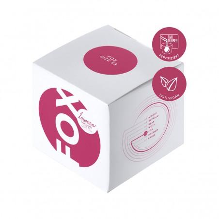 Loovara - Préservatif Végan - Fox - Taille Standard - 53mm - Vegan - Select store éthique Cosmétiques vegans