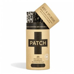 Patch Nutricare - Pansement Hypoallergénique - Bambou & Charbon - Bio & Cruelty-Free - Select store éthique Cosmétiques Vegans