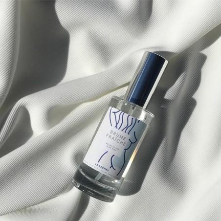 Brûmée - Brume pour cheveux - Aloé Vera & Nénuphar - Sans alcool & Naturel - Select store éthique Cosmétiques Vegans
