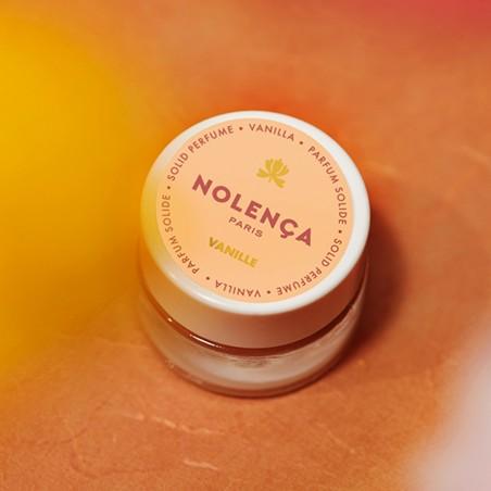 Nolença - Parfum Solide Vanille - Vegan - Select store éthique Cosmétiques Vegans