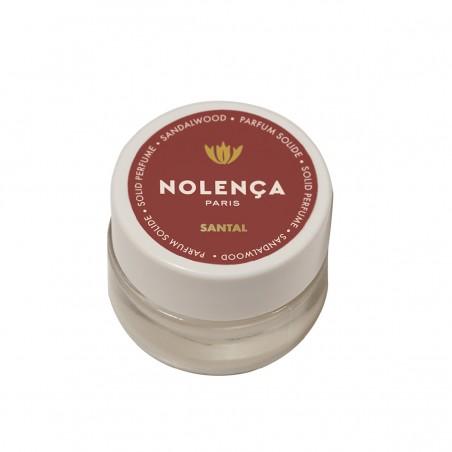 Nolença - Parfum Solide Santal - Vegan - Select store éthique Cosmétiques Vegans