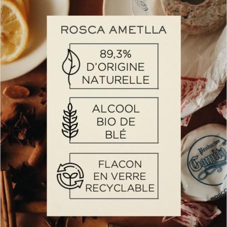 Nolença - Eau de Parfum Rosca Amettla - Vegan - Select store éthique Cosmétiques Vegans