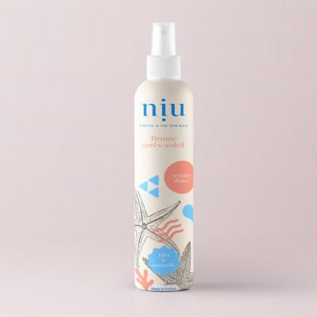 NIU & You - Crème après - solaire Vegan, Naturelle & Bio - Select store éthique Cosmétiques Vegans